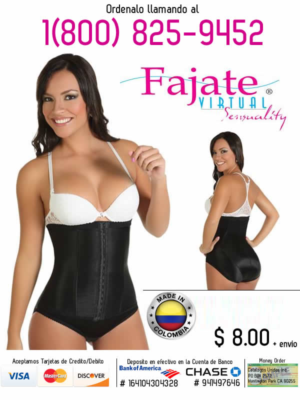 Catalogo Fajas Virtual Sensuality